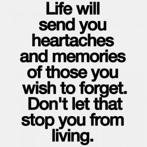 Don't Stop From Living!
