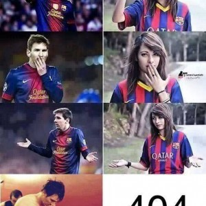 Female Messi