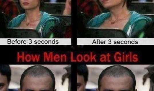 How Men n Women look