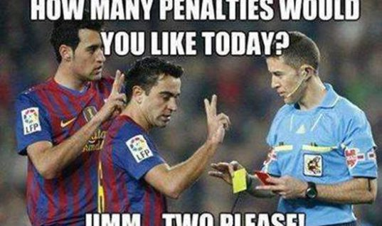 How many penalties?