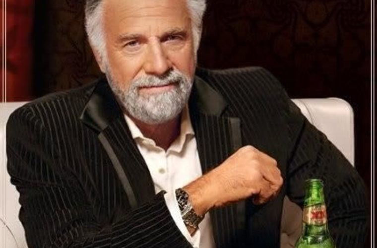 I Don't Always Take Out The Recycling