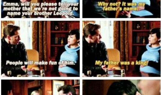 I laughed so hard about Hook's reaction