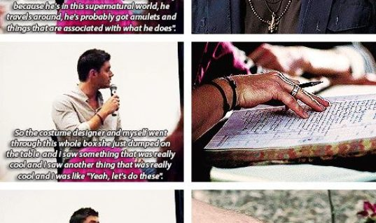 Jensen and the fact the jewelry was his idea