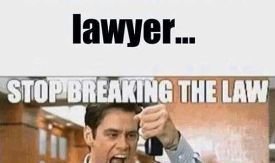 Justin's Lawyer
