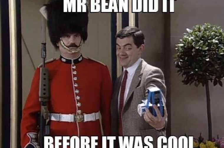 mr bean did it before funny pictures quotes memes funny images