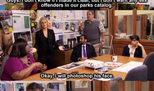 Parks and Rec – LOL
