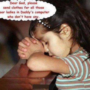 Prayer of a child