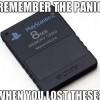 Remember the panic