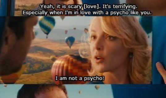Scary Love