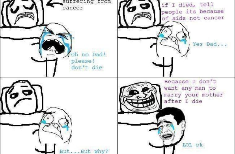 Suffering from Cancer