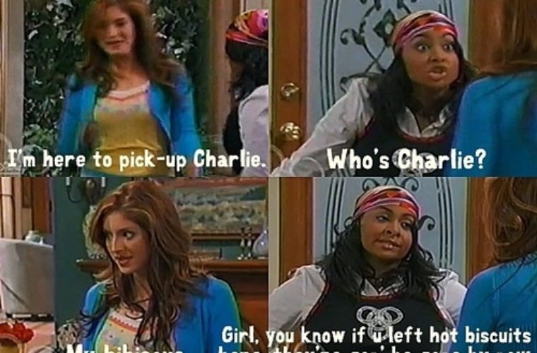 That's So Raven funny moment