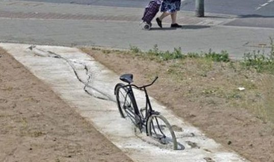 What a GREAT day for a bike ride