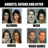Addicts - Before n After