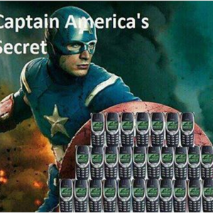 Captain America's Secret