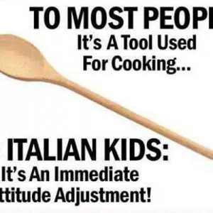 Cooking or Attitude Adjustment