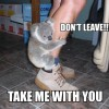 Don't Leave Me !!