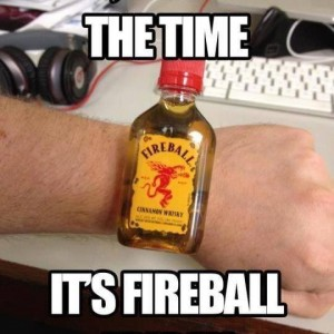 Fireball Friday