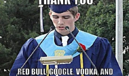 Graduation Speech