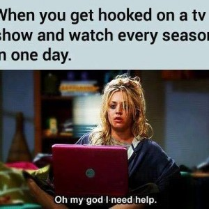 Hooked on a TV Show