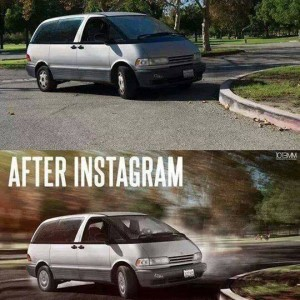 Instagram changed the way