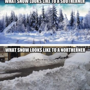 South Or North