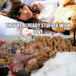 Teddy Bears Meme