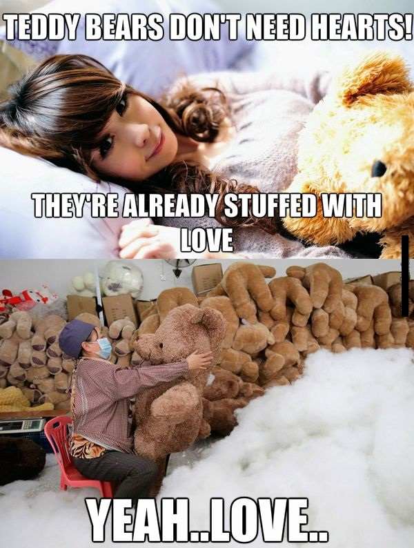 Teddy Bears Meme teddy bears meme funny pictures, quotes, memes, funny images