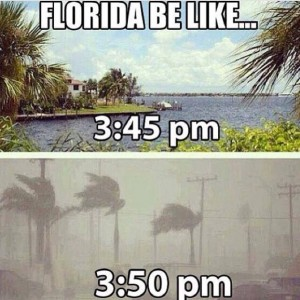 That's Florida