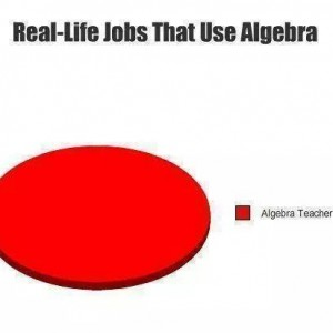 Use of Algebra