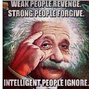 Weak & Strong People
