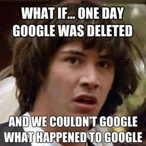 What if Google was deleted