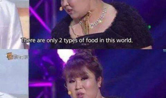 2 Types of Food in the world