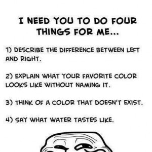 Can you do these 4 things