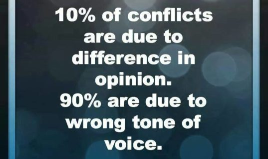 Conflict reasons