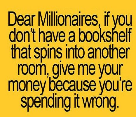 Funny Quote Dear Millionaires