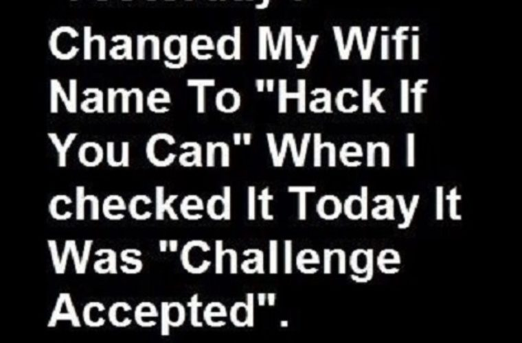 Funny Wifi Quote