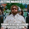 Getting Married at 22