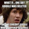 Google Was Deleted