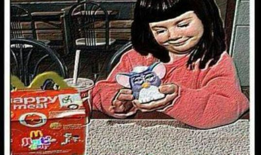 Happy Meal Toy in China