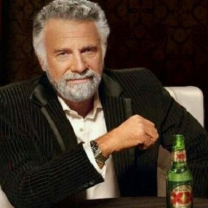 I Don't Always Study