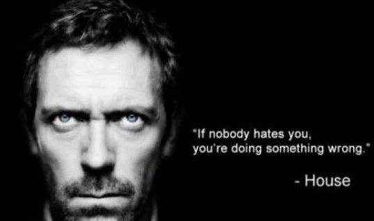 If nobody hates you