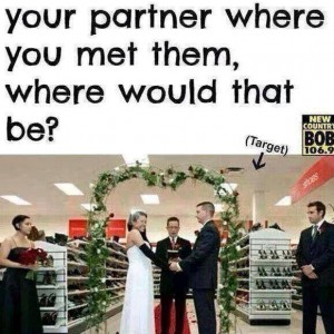 Marry Your partner where you met first time