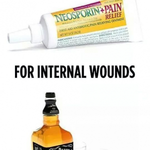 Medicine for Wounds