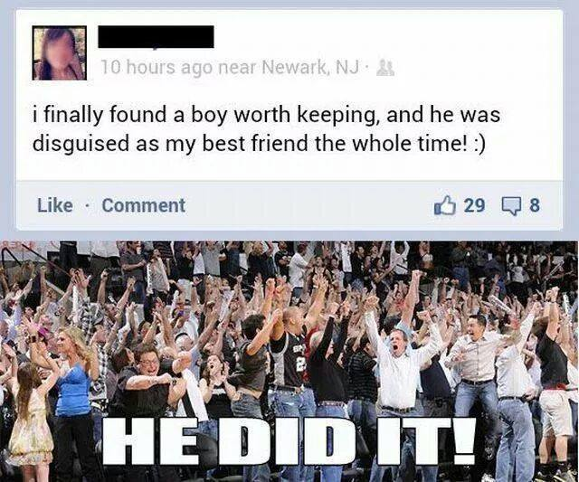 Out of Friend Zone