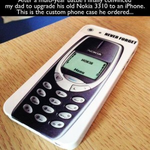 Remembering old Nokia Phones