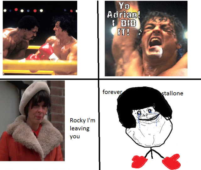 rocky relationship memes funny