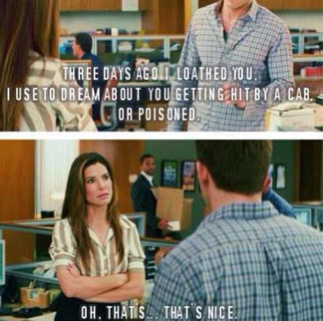 Movie The Proposal: Funny Pictures, Quotes, Memes, Funny