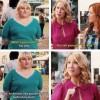 You call yourself fat Amy