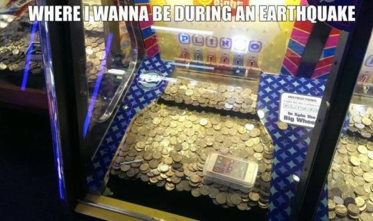 A Coin Machine