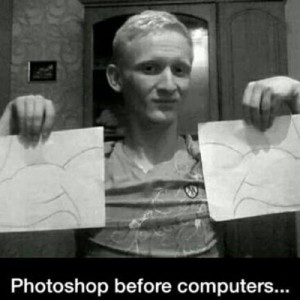 Ancient Photoshop